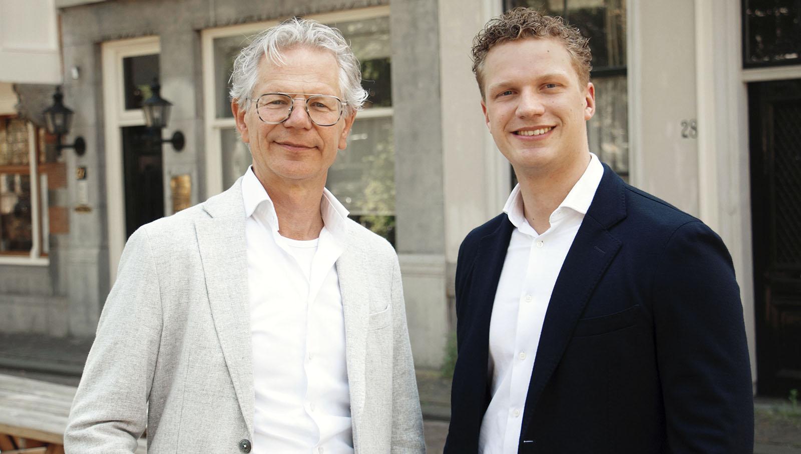 Walther Stokman RT & Maarten Kroon RT